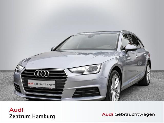 Audi A4 Avant 1,4 TFSI S tronic NAVI AHK KAMERA, Jahr 2017, Benzin