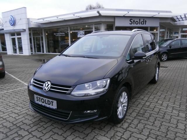 Volkswagen Sharan Life 2.0 TDI BMT, 6-Gang, Jahr 2013, Diesel