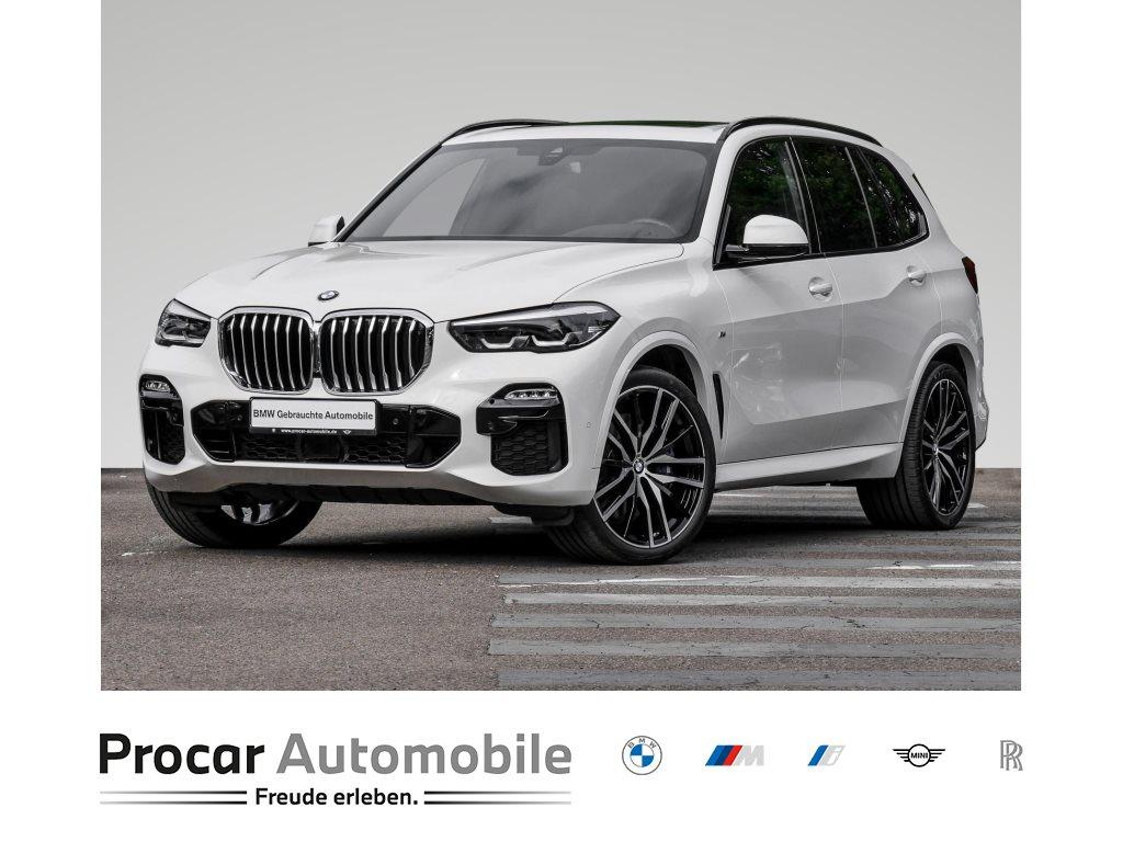 BMW X5 xDrive30d M-SPORT+HUD+AHK+HIFI+DRIV.ASS+KMFZG.+PANO. DACH+, Jahr 2020, Diesel