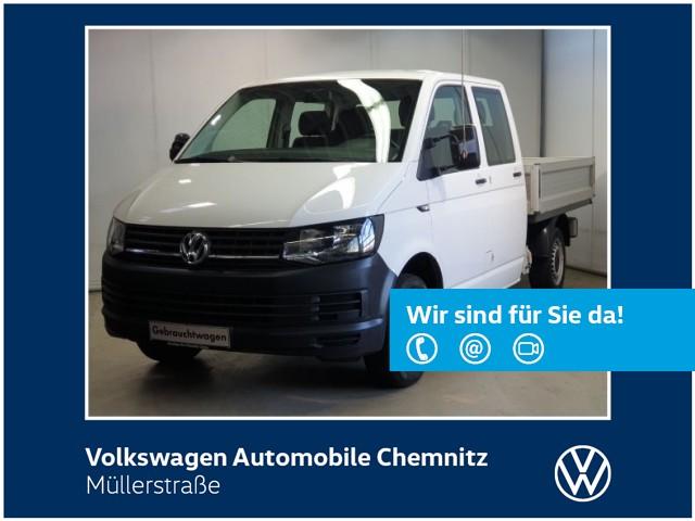 Volkswagen T6 Pritsche 2.0 TDI Pritsche lang Doppelkabine, Jahr 2017, Diesel