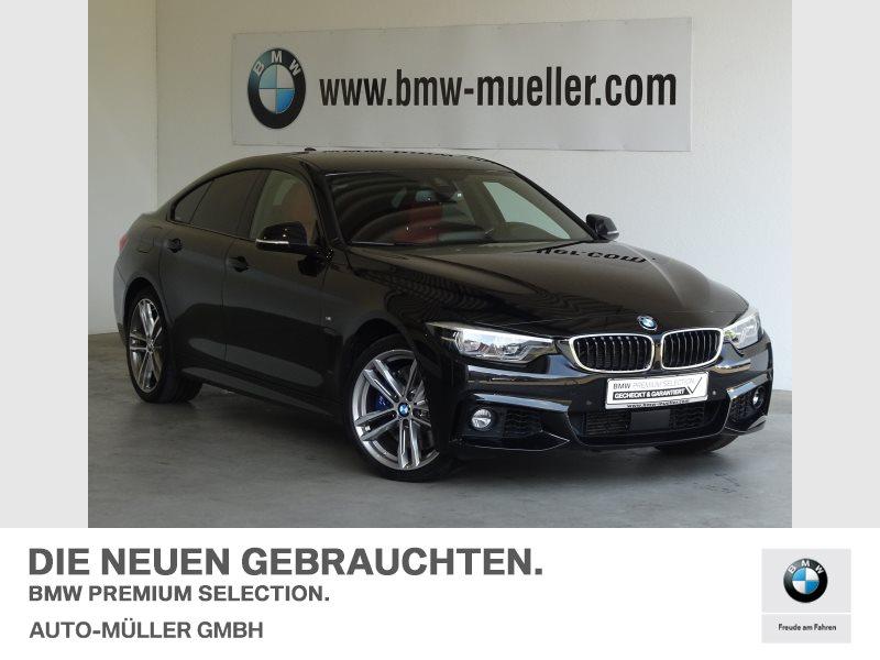 BMW 435d xDrive Gran Coupé M Sportpaket Head-Up DAB, Jahr 2018, Diesel