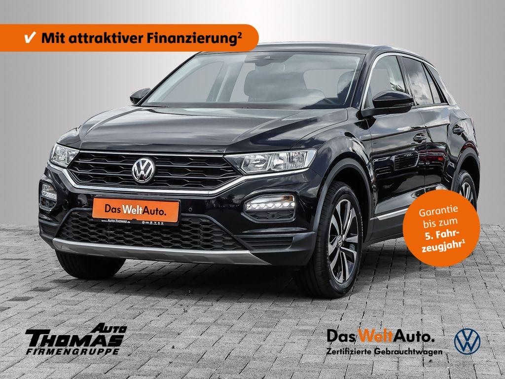 Volkswagen T-Roc UNITED 1.5 TSI 150PS TSI DSG NAVI, Jahr 2020, Benzin