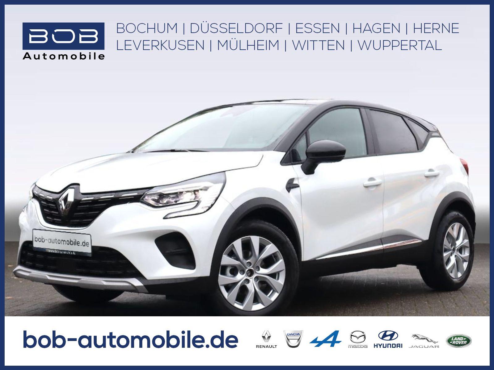 Renault Captur EXPERIENCE TCe 130 GPF NAVI PDC SHZ, Jahr 2021, Benzin