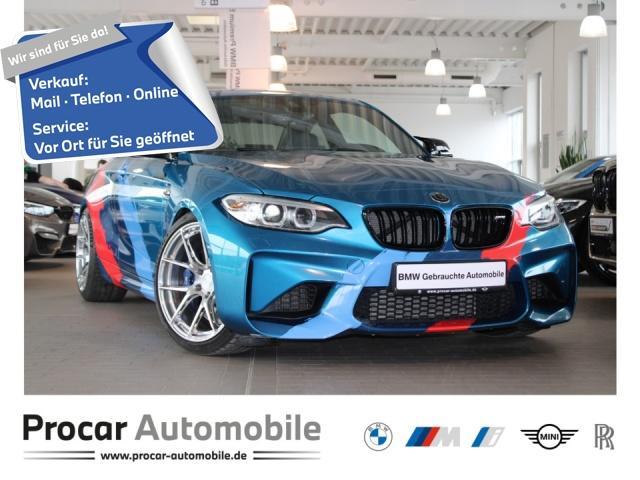 BMW M2 Coupe KW Aulitzky Exhaust Eventuri Ansaug., Jahr 2016, Benzin