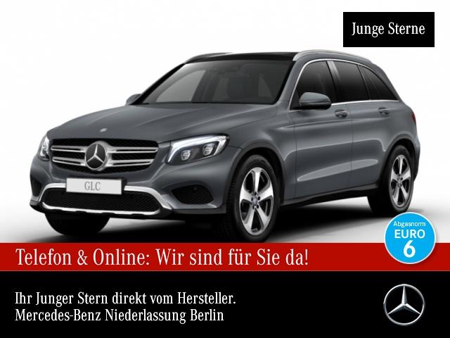Mercedes-Benz GLC 220 d 4M Exclusive Fahrass Pano Distr. COMAND, Jahr 2015, Diesel