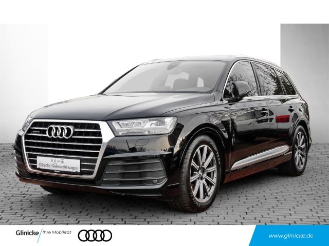 Audi Q7 3.0 TDI quattro ultra S line LED Navi Tel.-Vorb. Leder, Jahr 2016, Diesel