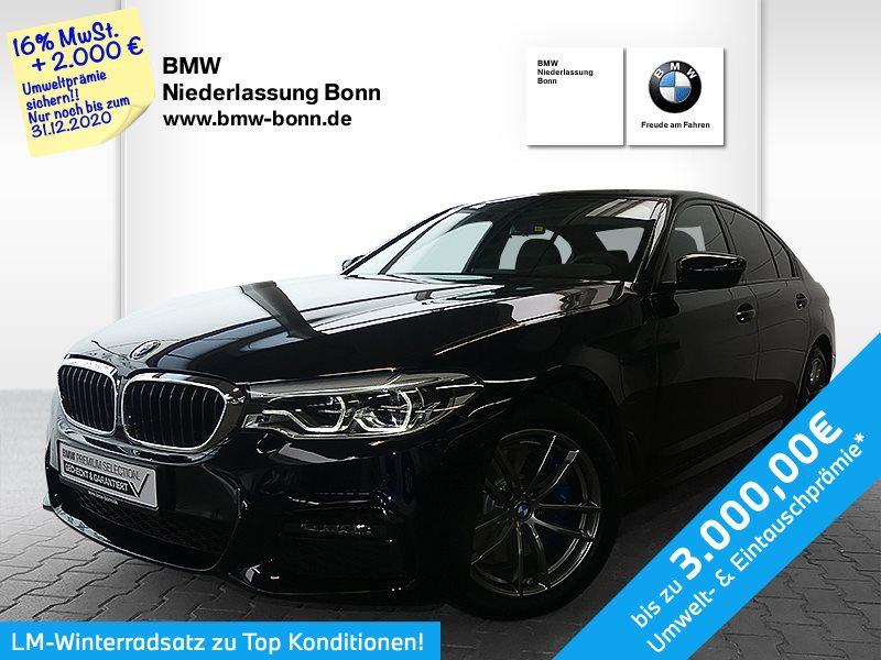 BMW 530e iPerformance xDrive Limousine, Jahr 2019, Hybrid