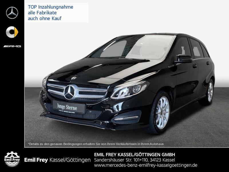 Mercedes-Benz B 250 4Matic 7G-DCT Urban+LED+Shz+Navi+ParkAss, Jahr 2018, Benzin