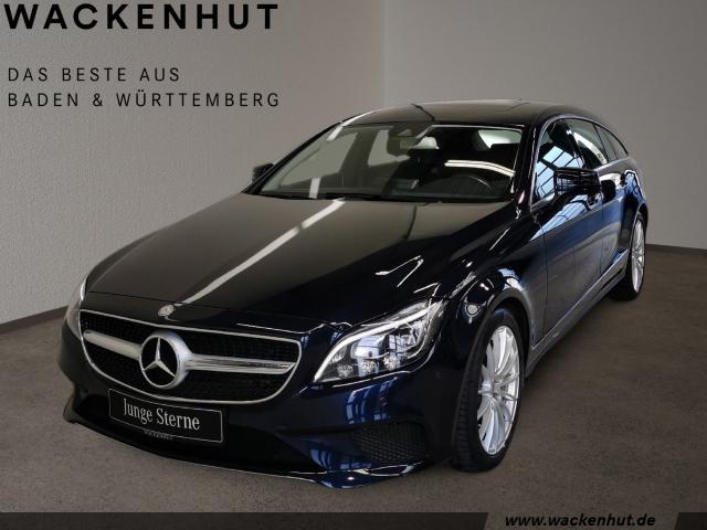 Mercedes-Benz CLS 400 Shooting Brake SB MULTIB+AHK+SHB+COMAND+SITZ, Jahr 2015, Benzin