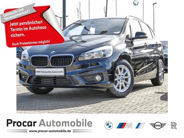 BMW 218 Active Tourer Advantage Klimaaut. AHK PDC, Jahr 2018, Benzin