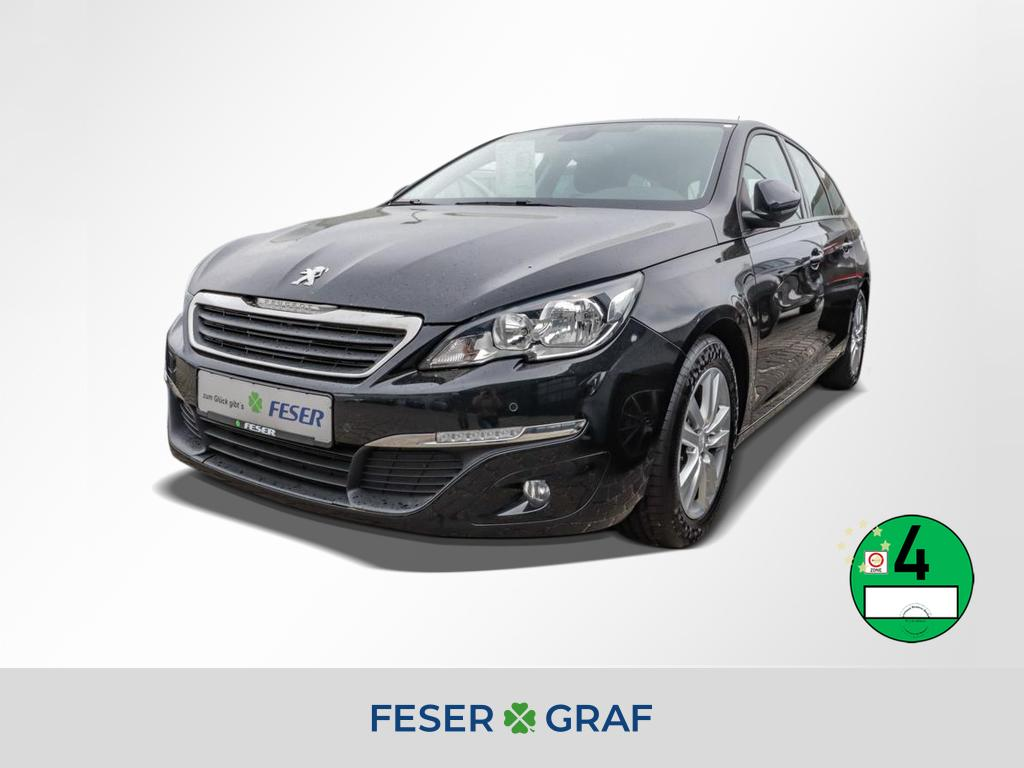 Peugeot 308 SW 1.6 HDI CITY-PAKET-PLUS NAVI KAMERA PDC+, Jahr 2015, Diesel