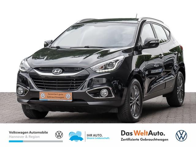 Hyundai ix35 2.0 CRDi Automatik Finale Klima SHZ, Jahr 2015, Diesel