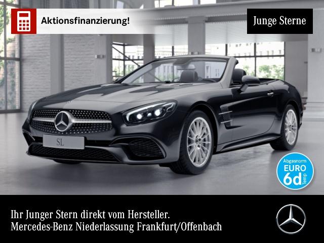 Mercedes-Benz SL 400 Pano Rückfahrk. Keyless LED Airscraf PTS, Jahr 2019, Benzin