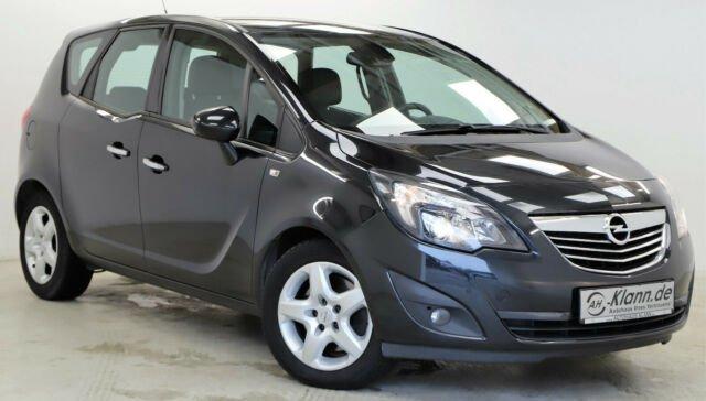 Opel Meriva B 1.7 CDTI 131PS Innovation Klima Pdc SHZ, Jahr 2012, Diesel