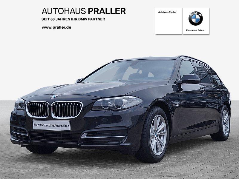 BMW 528i Touring Automatik Xenon Navi Klimaaut., Jahr 2015, petrol