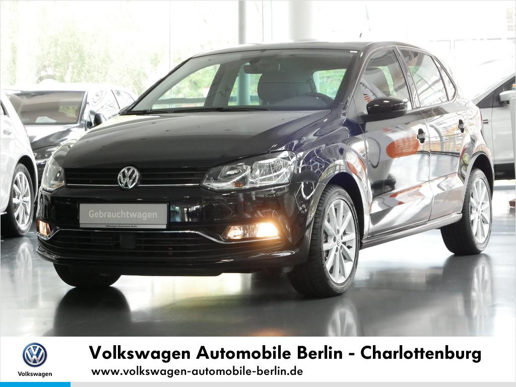 Volkswagen Polo 1.2 TSI Highline BMT, Jahr 2015, Benzin