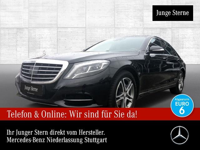 Mercedes-Benz S 350 d Fahrass Airmat Pano Burmester Distr. EDW, Jahr 2015, Diesel