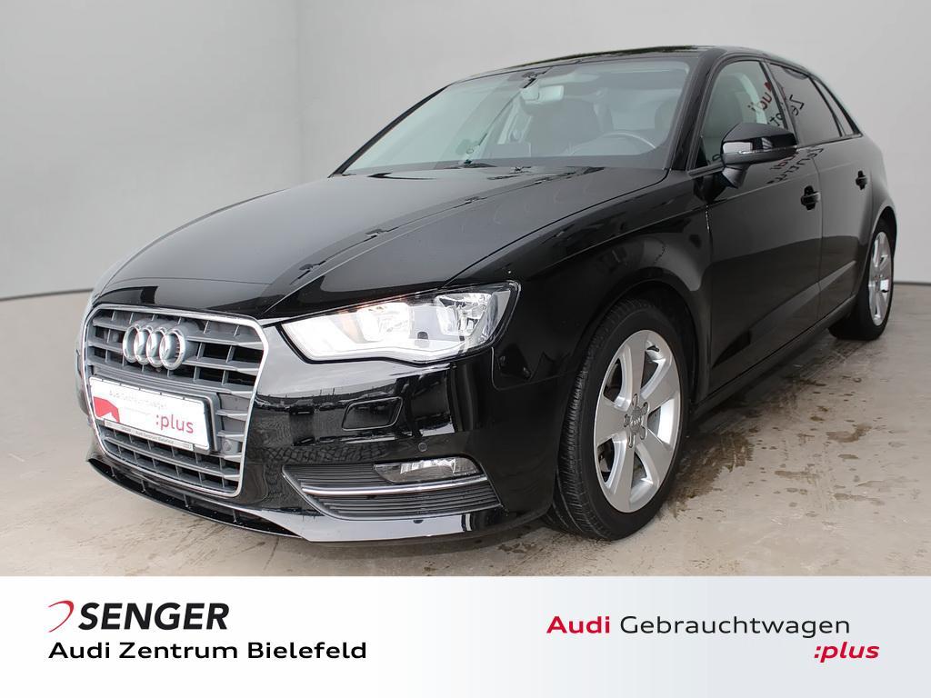 Audi A3 Sportback Ambition 1.4 TFSI PRIVACY BLUETOOTH, Jahr 2018, Benzin