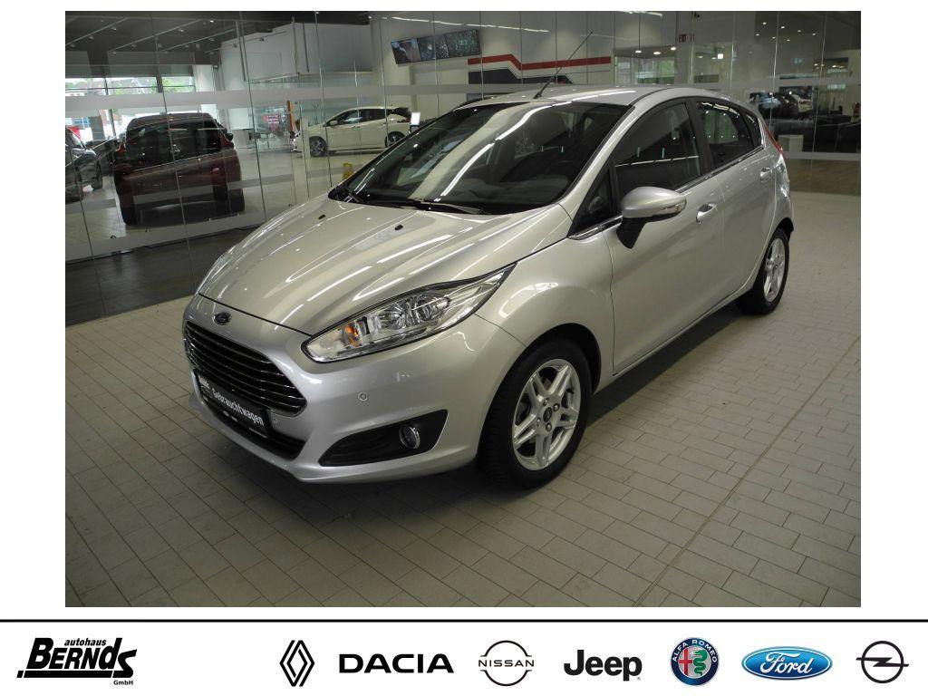 Ford Fiesta 1.0 EcoBoost Powershift Titanium AUTOMATIK, Jahr 2014, Benzin