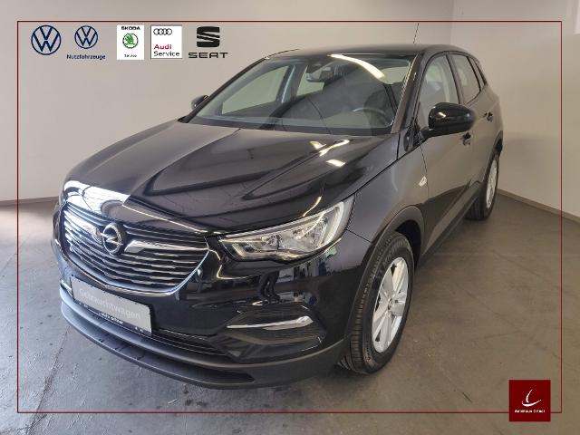 Opel Grandland X Edition 1,6 D GRA HEIZUNG LENKRAD/FR, Jahr 2017, Diesel