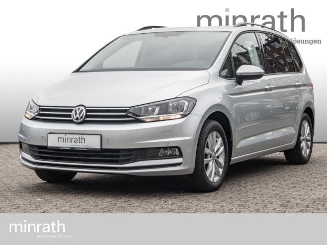 Volkswagen Touran Comfortline 1.6 TDI Navi Massagesitze ACC, Jahr 2018, Diesel