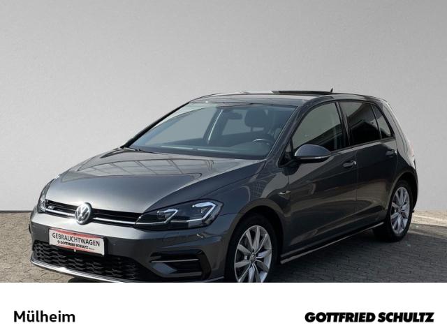 Volkswagen Golf 1.5 TSI DSG LED NAVI Highline, Jahr 2018, Benzin