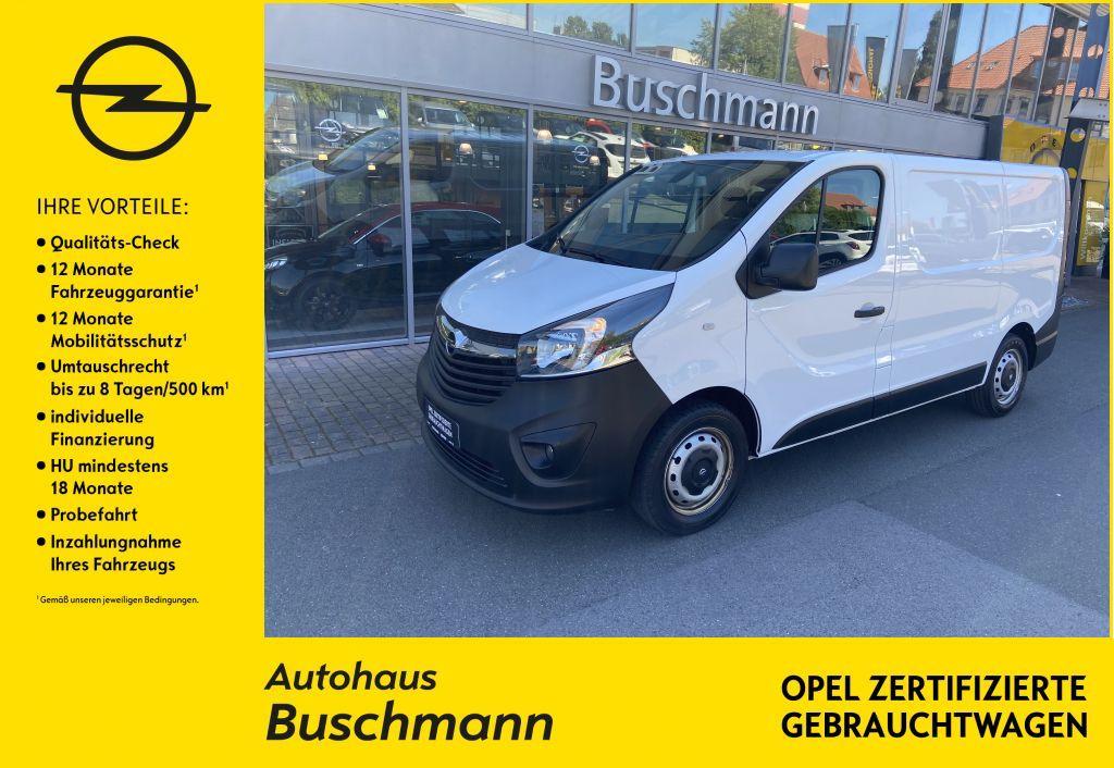 Opel Vivaro 1.6 CDTI L1H1, Jahr 2016, Diesel