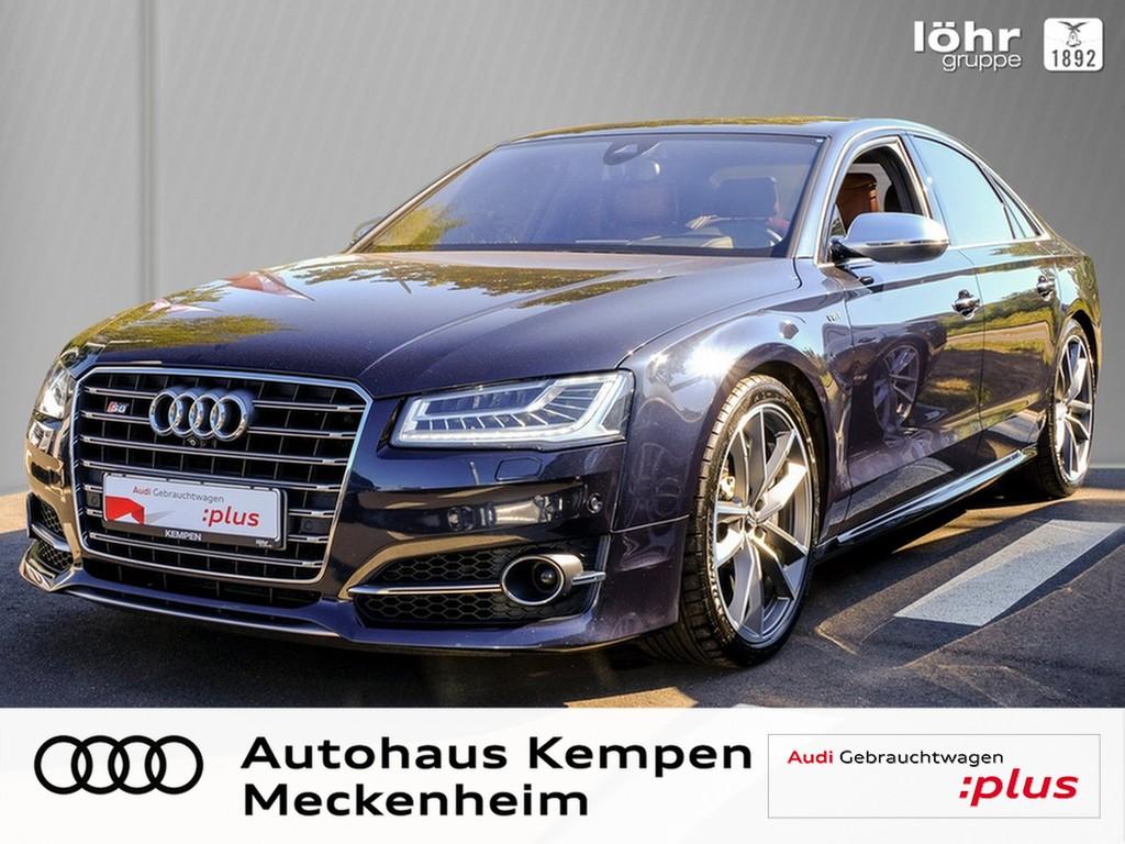 Audi S8 4.0 TFSI quattro plus Matrix HUD SHD design, Jahr 2017, Benzin