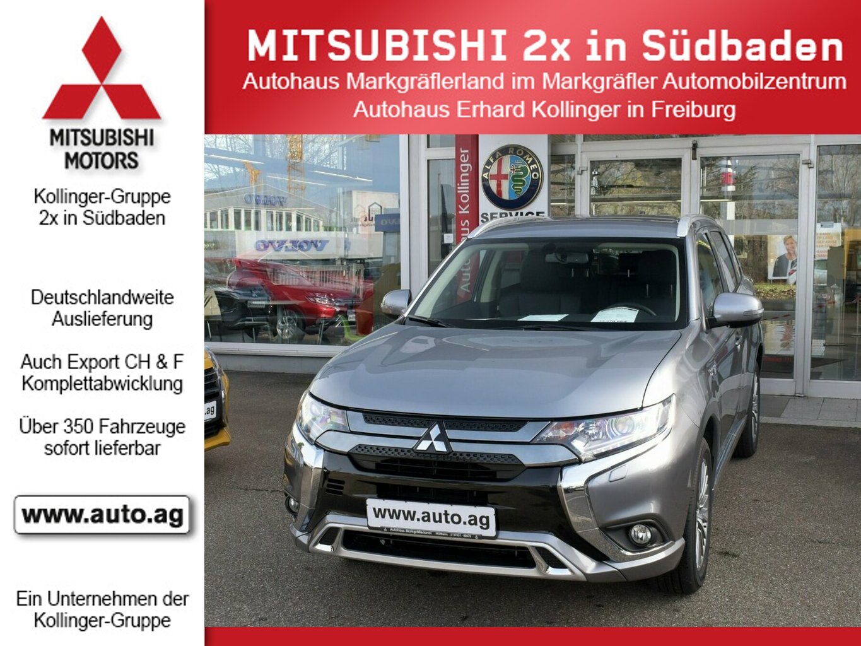 Mitsubishi Plug-in Hybrid Outlander mit Spirit Paket, Jahr 2021, Hybrid