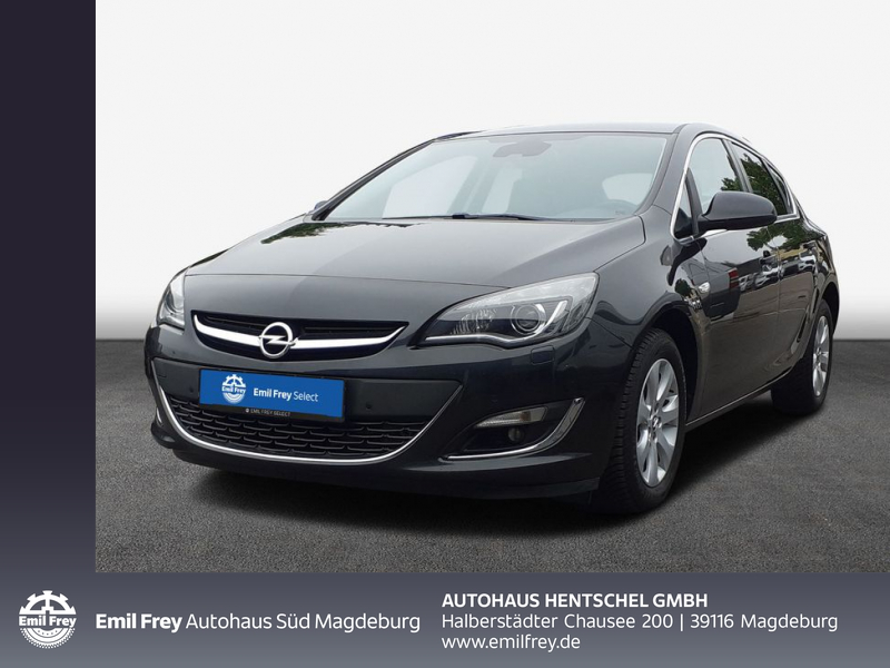 Opel Astra 1.4 Turbo ENERGY Xenon NAVI PDC GJ-Reifen, Jahr 2014, Benzin