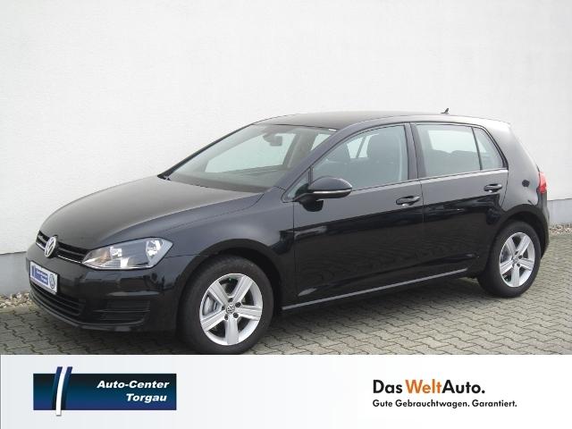 Volkswagen Golf VII Comfortline 1.6 TDI KLIMA NAVI ALU, Jahr 2013, Diesel