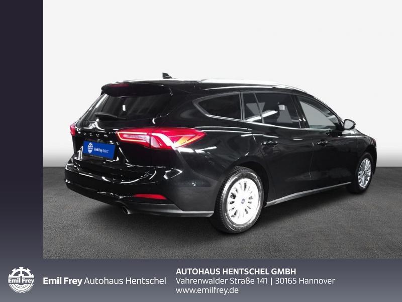 Ford Focus Turnier 1.5 EcoBlue Start-Stopp-System Aut. TITANIUM, Jahr 2019, Diesel