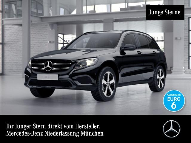 Mercedes-Benz GLC 220 d 4M Exclusive Stdhzg Night Navi PTS 9G, Jahr 2017, Diesel