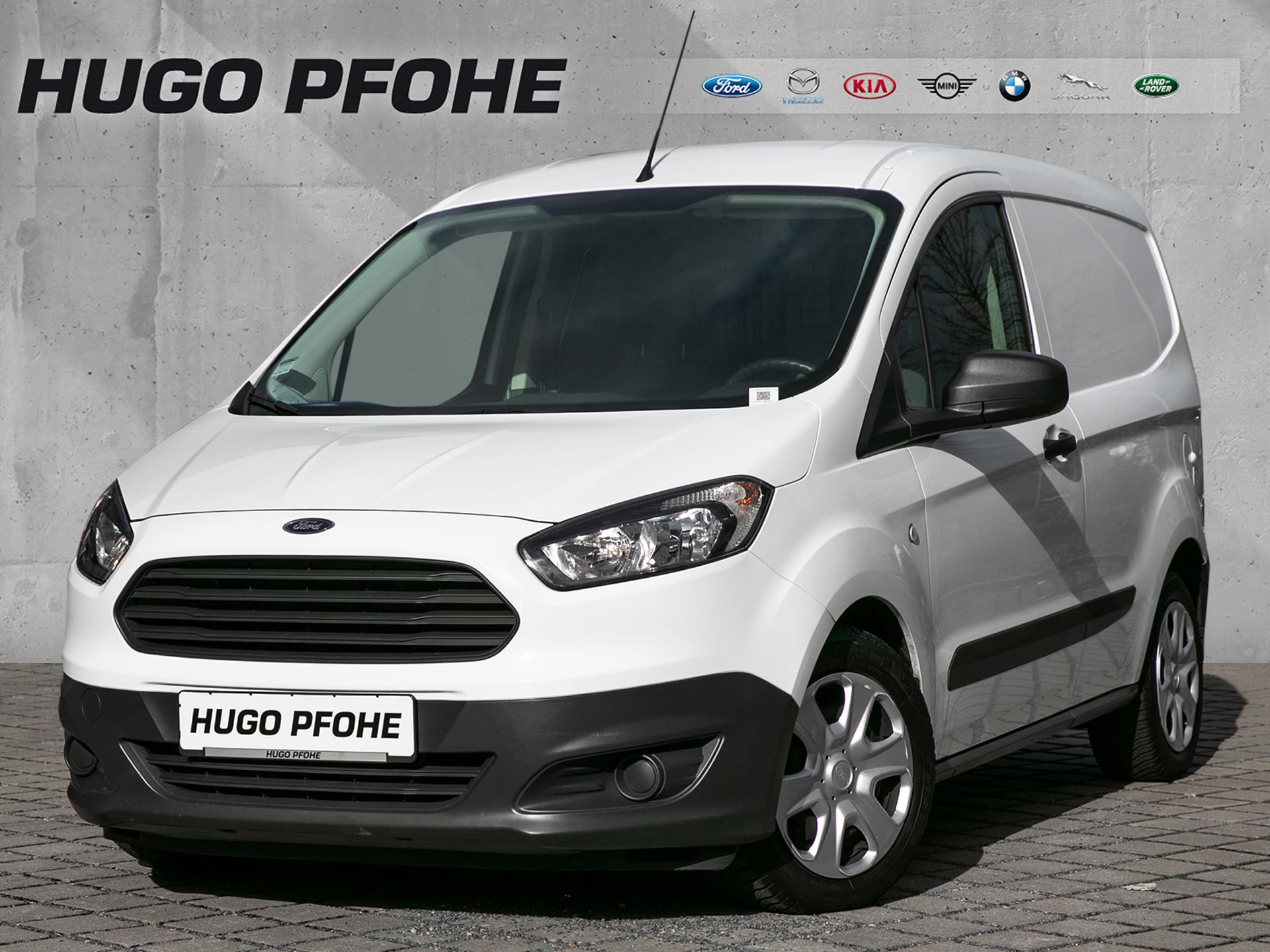 Ford Transit Courier 1.0 EcoBoost 74kW Lieferwagen. 3, Jahr 2017, Benzin