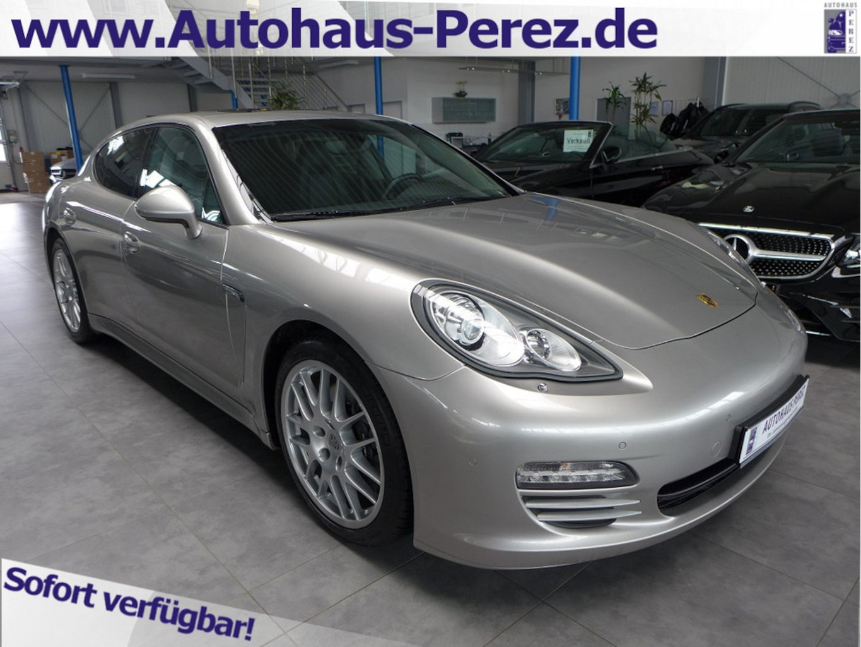 Porsche Panamera 4 7-G NAVI-XENON-4x SHZ-SD-MEMORY-PDC, Jahr 2013, Benzin