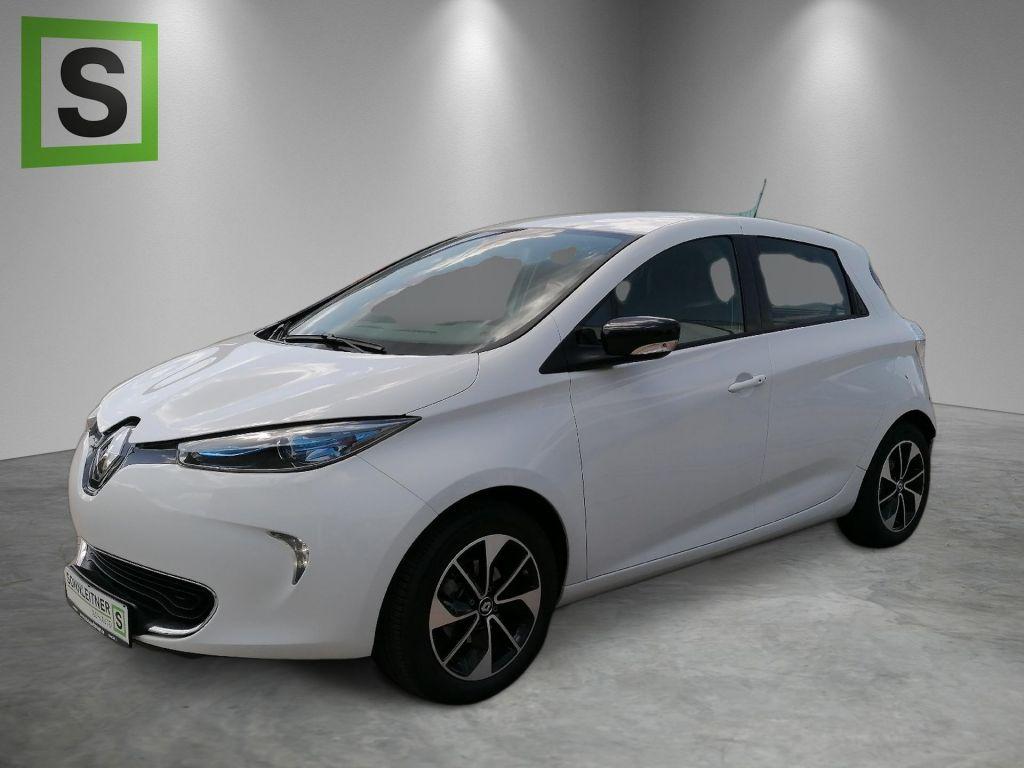 Renault ZOE (ohne Batterie) 41 kwh Intens 2638, Jahr 2017, Elektro