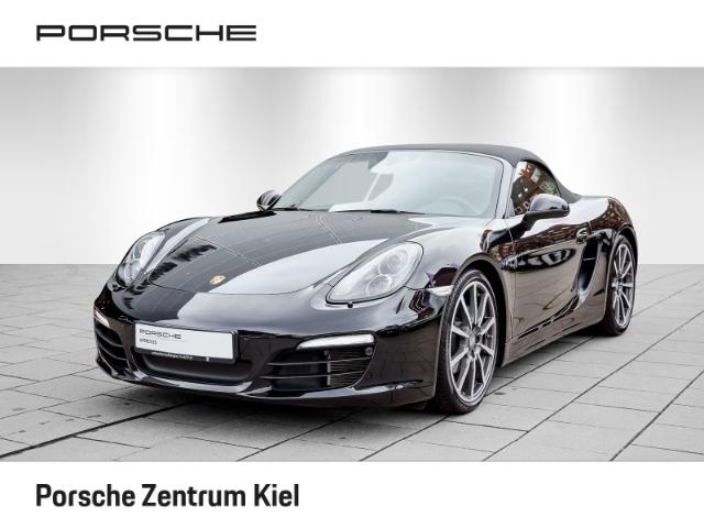 Porsche Boxster Black Edit - PDK, BOSE, Chrono, Jahr 2015, Benzin