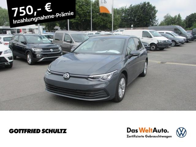 Volkswagen Golf Life 2.0 TDI DSG LED NAVI PDC SHZ, Jahr 2020, Diesel