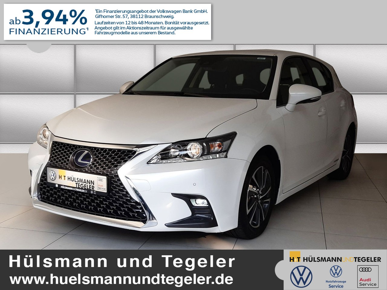 Lexus CT 200h Executive Line, Jahr 2018, Hybrid