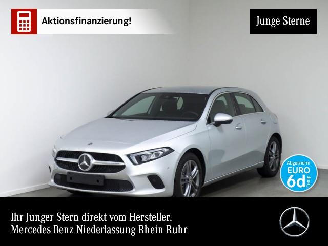Mercedes-Benz A 250 Progressive Navi Premium LED Spurhalt-Ass, Jahr 2019, Benzin