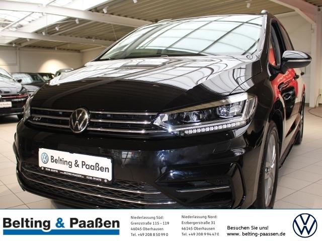 Volkswagen Touran 1.5 TSI Highline R-Line Business LED NAVI, Jahr 2020, Benzin