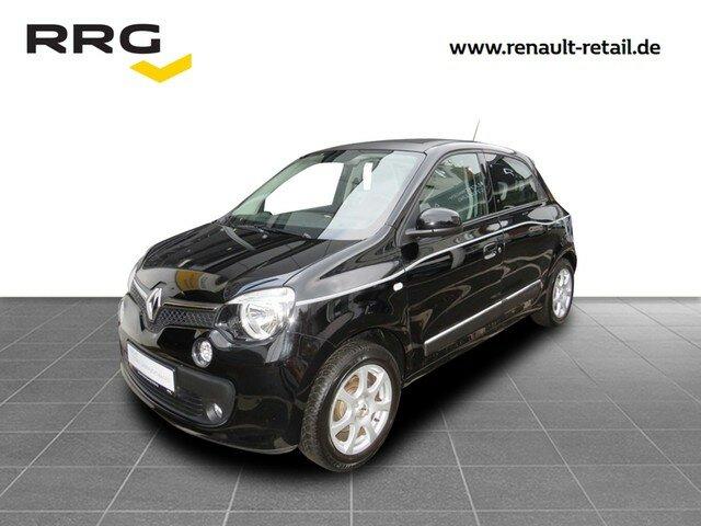 Renault Twingo SCe 70 EDC Intens Automatik Klima + Falt, Jahr 2017, Benzin
