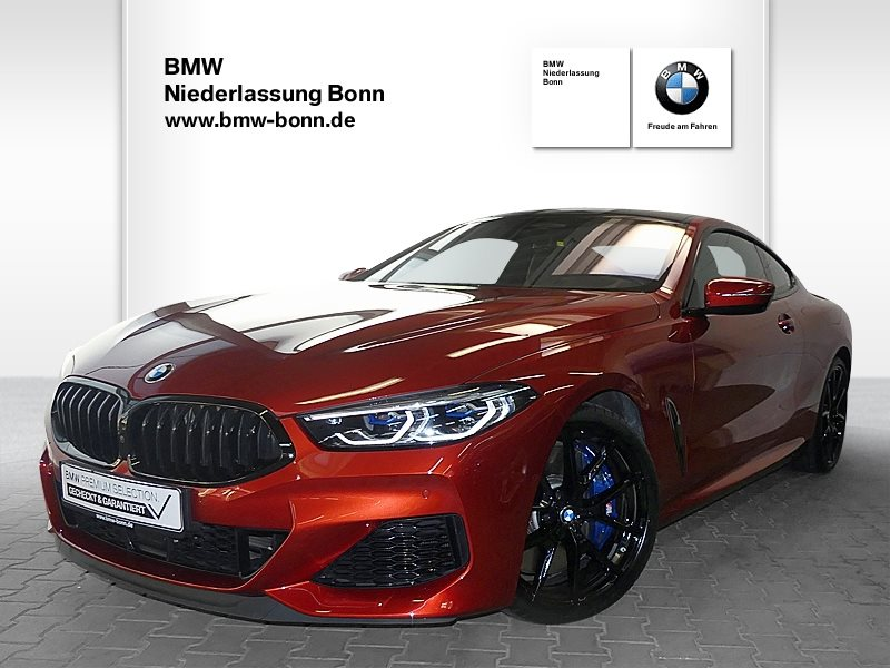 BMW M850i xDrive Coupé, Jahr 2019, Benzin