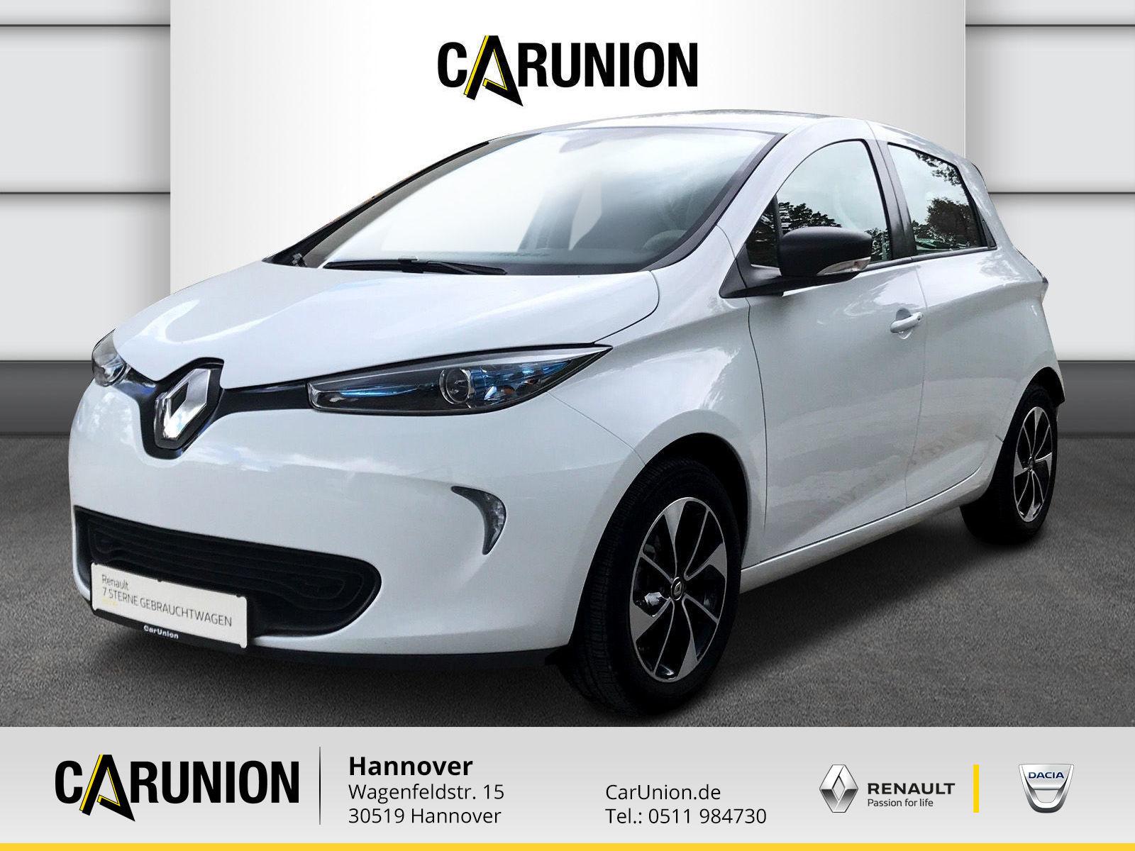 Renault ZOE LIFE Batteriemie 22 Kwh, Jahr 2019, Elektro
