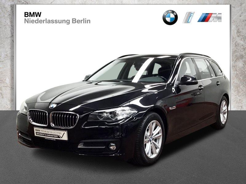 BMW 520d Touring EU6 Aut. Xenon Navi Prof. Glasdach, Jahr 2017, Diesel
