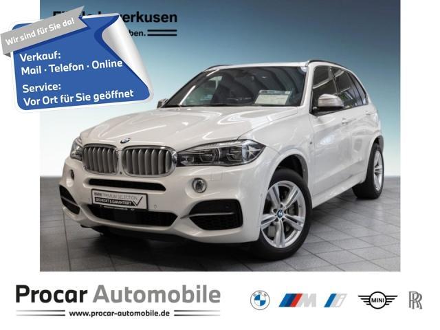 BMW X5 M50d M Sport Navi Head-Up AHK Kamera Panorama, Jahr 2018, Diesel