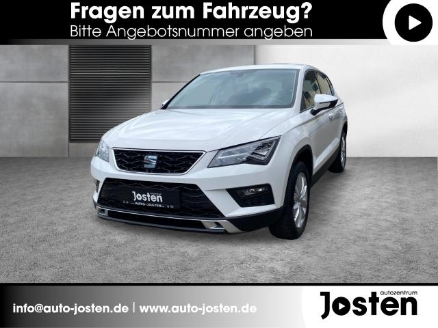 Seat Ateca Style 1.4TSI 4Drive NAVI LED PANO, Jahr 2017, Benzin