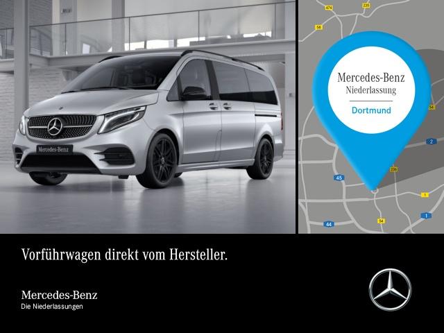 "Mercedes-Benz V 300 d lang 4M Avantgarde Edition Night ALU 19"", Jahr 2021, diesel"