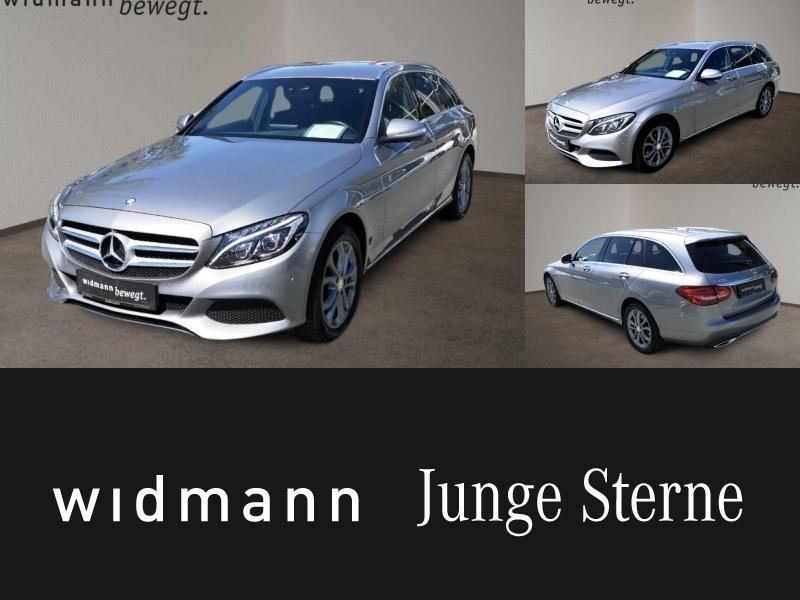 Mercedes-Benz C 400 4M T *Avantgarde*Comand*Kamera*HeadUp*LED*, Jahr 2015, Benzin