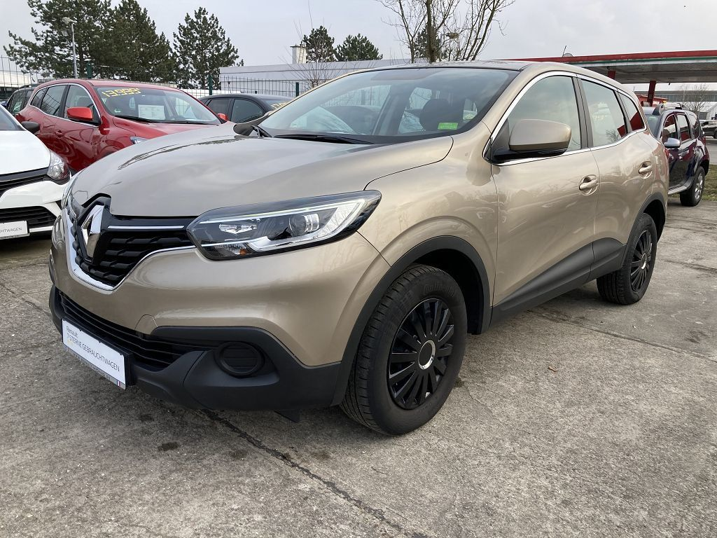 Renault Kadjar 1.2 TCe Life Klimaanlage, Jahr 2017, Benzin